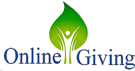 On Line Giving Logo